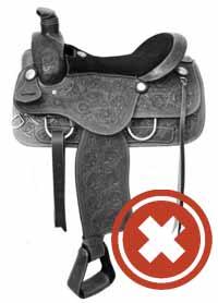western-saddle